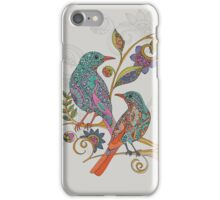 Levy and Deborah iPhone Case/Skin