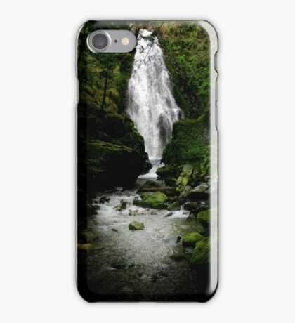 Susan Creek Falls iPhone Case/Skin