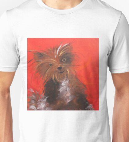 Sascha's Pup Unisex T-Shirt