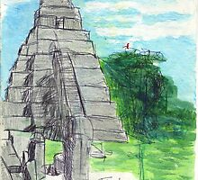 Tikal by Tony Sturtevant
