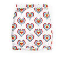 Layers of love Pencil Skirt