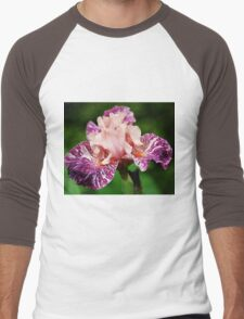 Anaconda Love Iris Men's Baseball ¾ T-Shirt