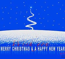 Merry Christmas and a Happy New Year by Rabi Khan