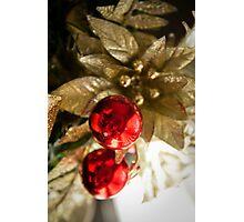Christmas Balls Photographic Print
