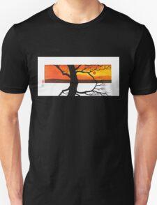 Fire Moss Unisex T-Shirt