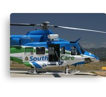 Helicopter Bell 412 #2 Canvas Print