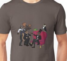 Classy animal party Unisex T-Shirt