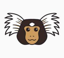 Marmoset Monkey by sillysyd