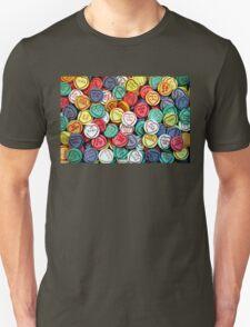 Multi-coloured emotions T-Shirt