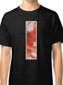 Ink Red Sunset Classic T-Shirt