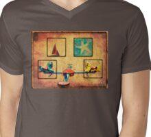 Carnival Mens V-Neck T-Shirt