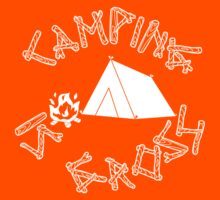 Camping Is Gross Kids Clothes