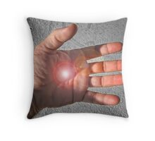 Generosity Throw Pillow