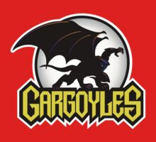 Gargoyles One Piece - Short Sleeve