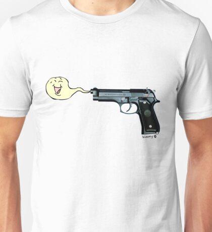 shootin blanks Unisex T-Shirt