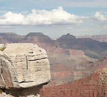 View of the Grand Canyon, Arizona. by Mywildscapepics