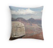 View of the Grand Canyon, Arizona. Throw Pillow