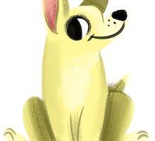 Doggy! by unicorndoodles