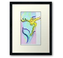 Flight of Fancy 1 Framed Print