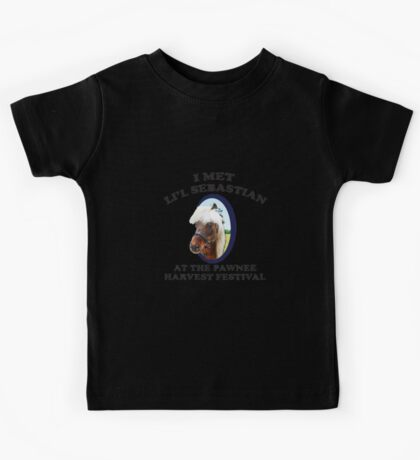 Li'l Sebastion Kids Tee