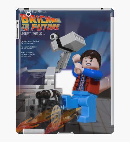 Brick to the Future iPad Case/Skin