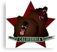 Fallout: New California Republic Canvas Print