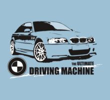 BMW E46 M3 - 3 Series coupe by Lee Fone