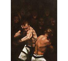 MMA Photographic Print
