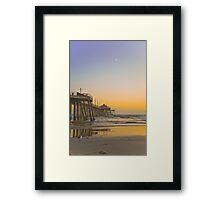 California Dreaming - Newport Beach, CA Framed Print