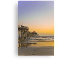 California Dreaming - Newport Beach, CA Canvas Print