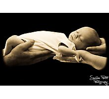 Loving Hands Photographic Print