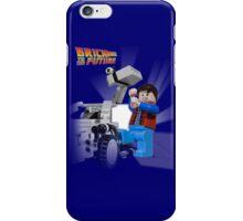 Brick to the Future iPhone Case/Skin