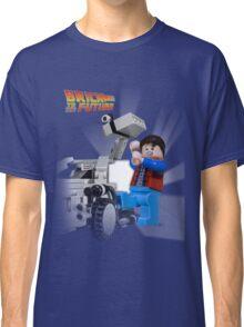 Brick to the Future Classic T-Shirt