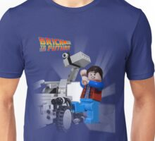 Brick to the Future Unisex T-Shirt