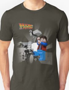 Brick to the Future Unisex T-Shirt