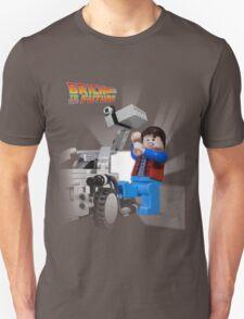 Brick to the Future T-Shirt