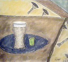Pint & a shot by Risteárd Ó' hAllmhuráin