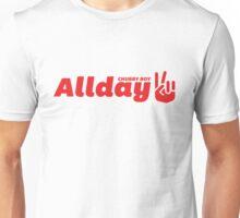 Allday Chubby Boy Unisex T-Shirt