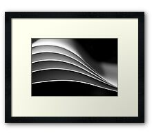 Paper, a different view Framed Print