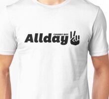 Allday Chubby Boy Logo Unisex T-Shirt