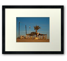 & Chaca Chaca Framed Print