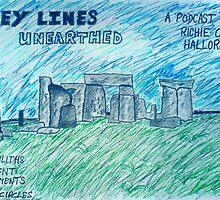 Ley Lines Unearthed by Risteárd Ó' hAllmhuráin