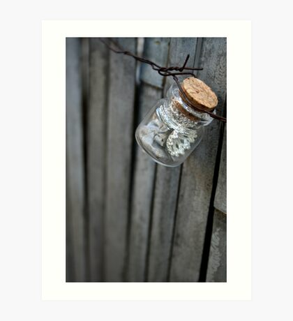 Jar Art Print