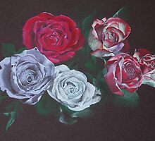 The Roses by Alan Stevens