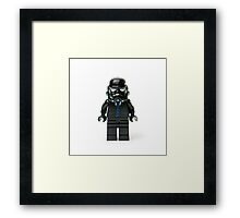 Darth Businessman Framed Print