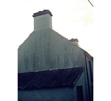 Old green house in bantry. Photographic Print