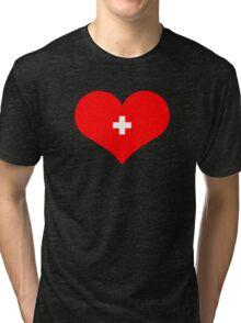 Nurse Love Tri-blend T-Shirt