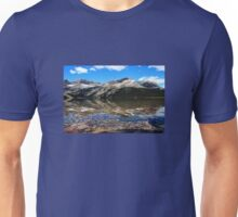 Bow Lake Painted Unisex T-Shirt