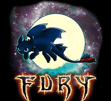 Toothless Dragon Night Fury by ChaneCollect