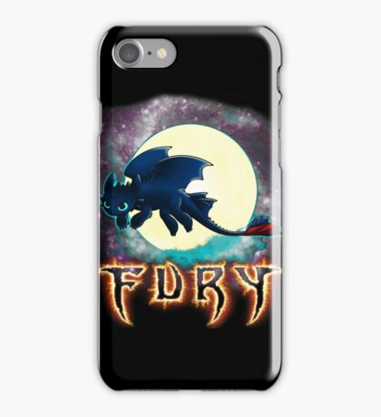 Toothless Dragon Night Fury iPhone Case/Skin